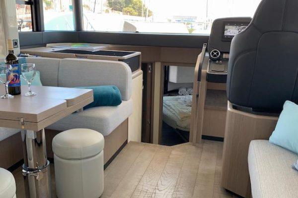 """Motoryacht Sport und Schnell Absolute Navetta 48 """"My Way"""" Charter Yachting 2000"""