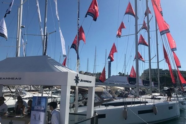 Jeanneau Yachts Cannes Yachting Festival