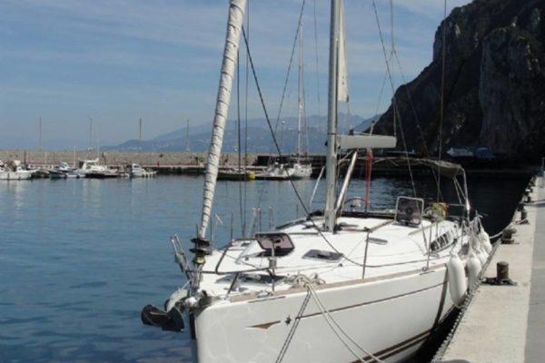 Yachting 2000 - Sun Odyssey 49i Skazka von vorne