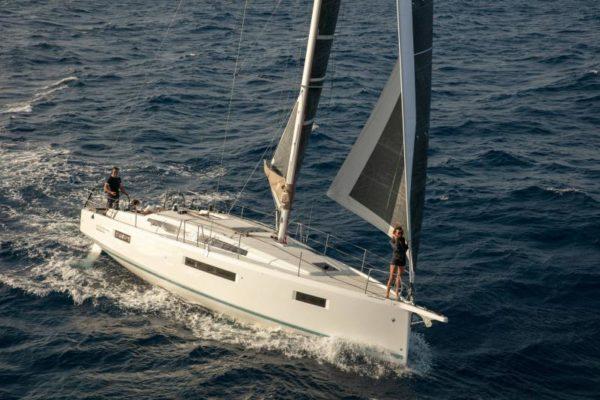 Sun Odyssey 410 Segelyacht für Yachtprogram