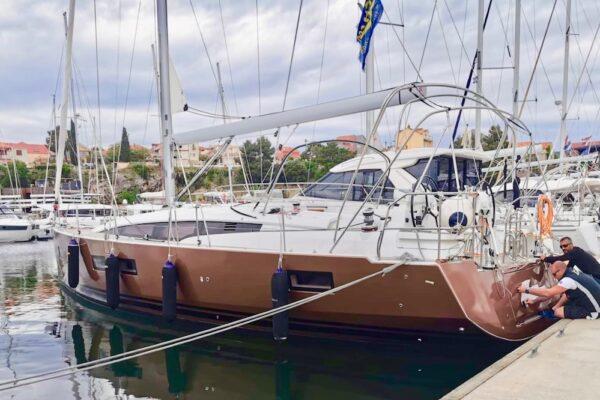 Jeanneau 51 Katrina Charter Yachting 2000