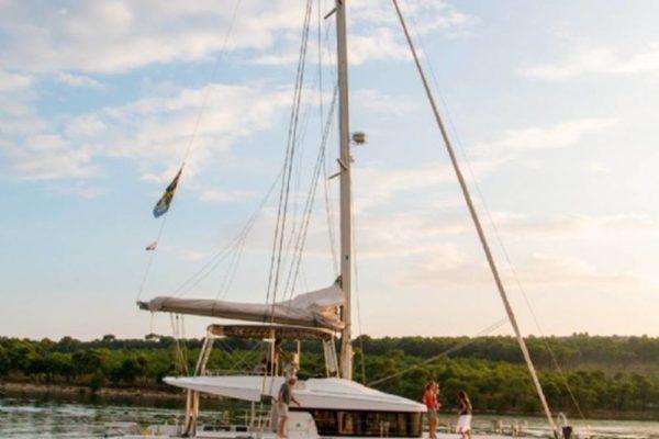 lagoon 52 yachting 2000