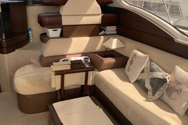 Azimut 43 Ambra Charter Croatia Yachting 2000