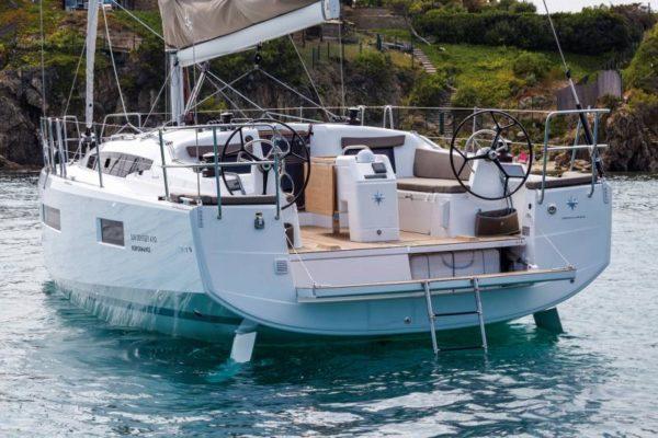 Sun Odyssey 410 Yacht Segeln Yachtinvest