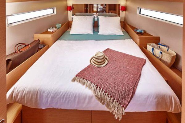Sun Odyssey 440 - neu bei Yachting 2000 - geräumige Kabine, Segelyacht in Kroatien