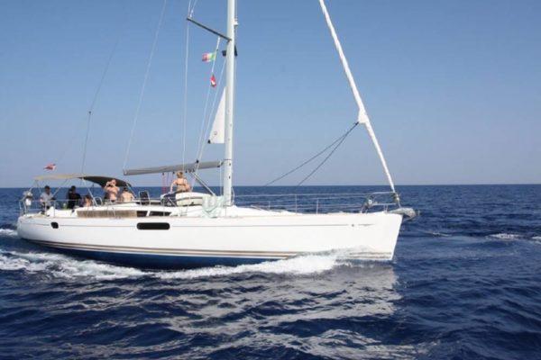 Yachting 2000 - Sun Odyssey 49i Skazka auf See