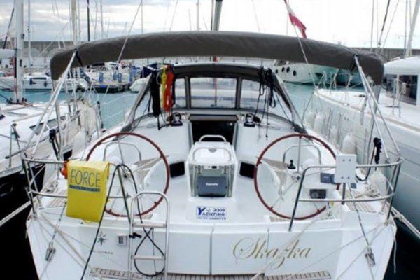 Yachting 2000 - Sun Odyssey 49i Skazka