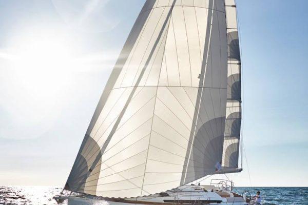 Sun Odyssey 440 - neue Segelyacht bei Yachting 2000