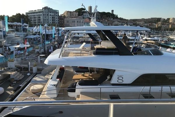 Cannes Yachting Festival 2019 Lagoon
