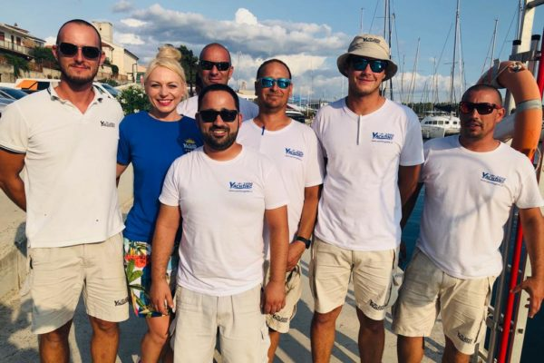 Yachting 2000 Team Croatia
