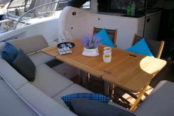 Princess 65S Luxus Charter