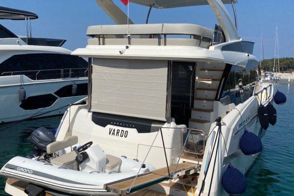Absolute Fly 47 Vardo yachting 2000 charter croatia