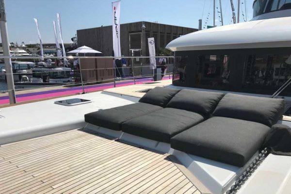 Luxury Motorcat Lagoon 630 Aegir  Croatia Charter