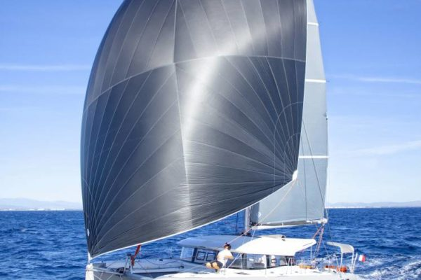 Speed and Comfort with sailing catamaran Excess 12 , yachtinvest with Yachting 2000 in Croatia