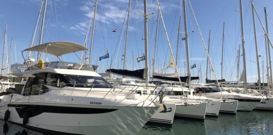 Flotte Yachting 2000