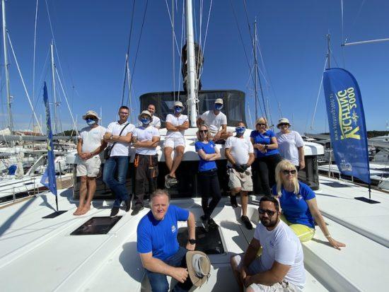 Yachting 2000 Crew Croatia
