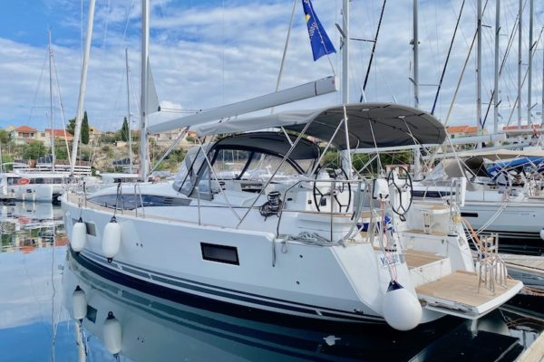 Jeanneau 51 Katrina  Yachting 2000 Croatia