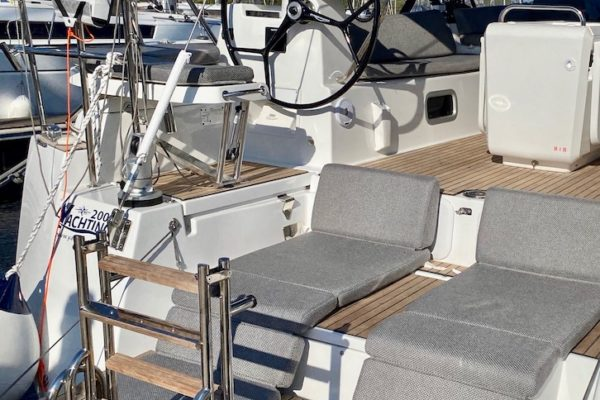 Jeanneau 51 Katrina Charter Yachting 2000 Croatia
