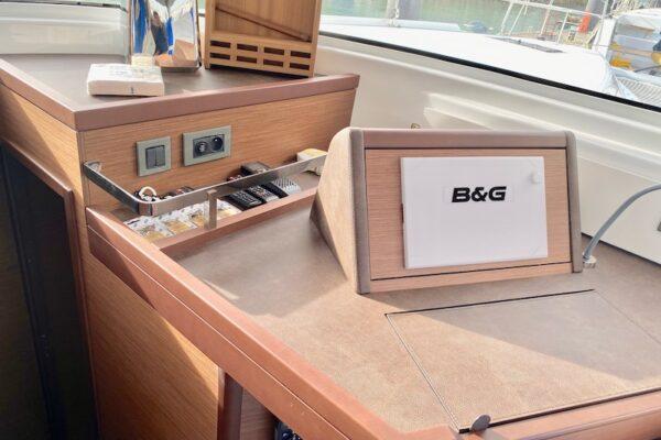 Lagoon 46 KARI Yachting2000 Innenbereich