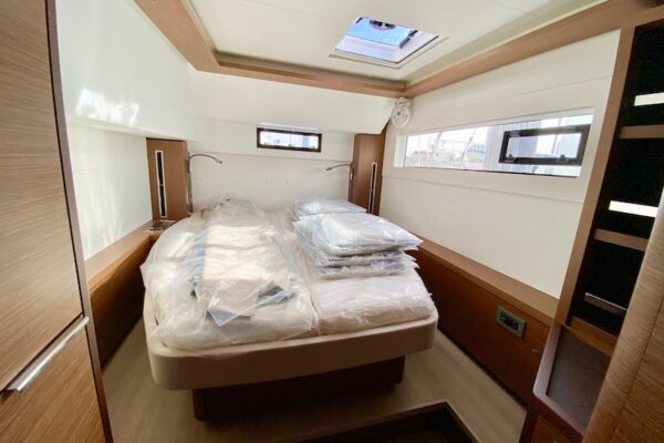 Lagoon 46 KARI Yachting2000 top ausgestattete Kabine
