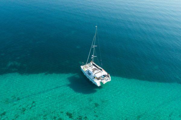 Lagoon 450 | Yachtcharter | Yachting 2000