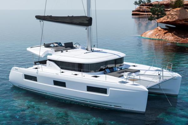 Die Lagoon 46 Segel Yacht - ein leistungsstarkes, seetüchtiges Boot.