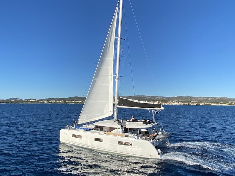 Lagoon 46 - neu bei Yachting 2000, Yachtcharter in Kroatien