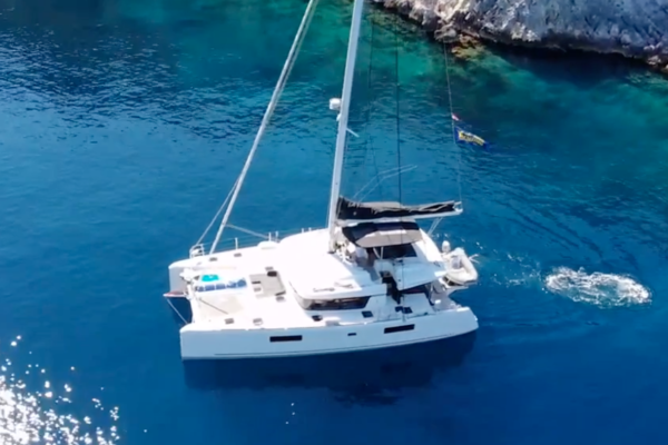 Lagoon 52 Tiga BJ 2020 Charter Croatia