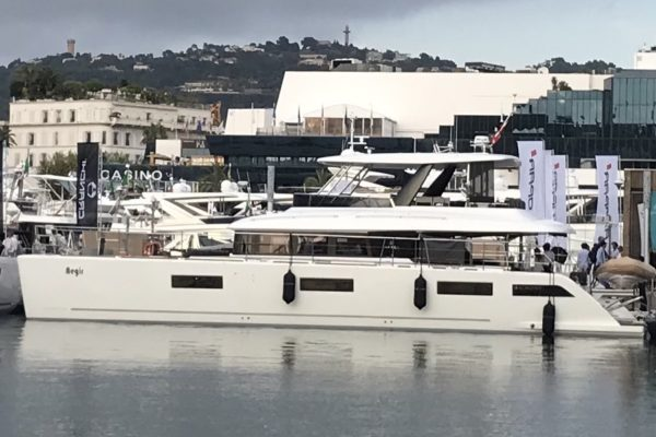 "Lagoon 630 ""Aegir"" Luxury Catamaran Cannes"