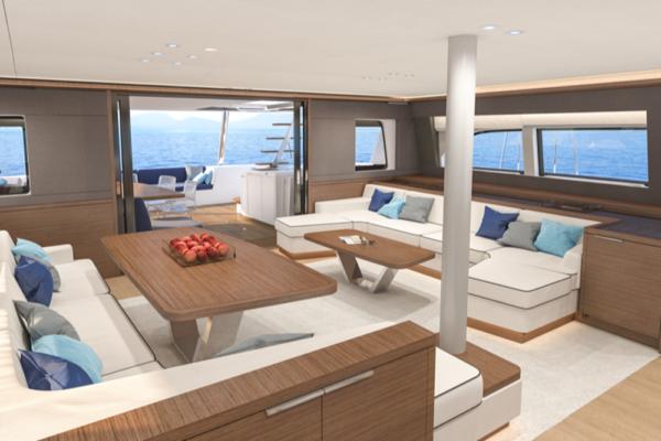 Sixty 5 Lagoon für Yachtinvest