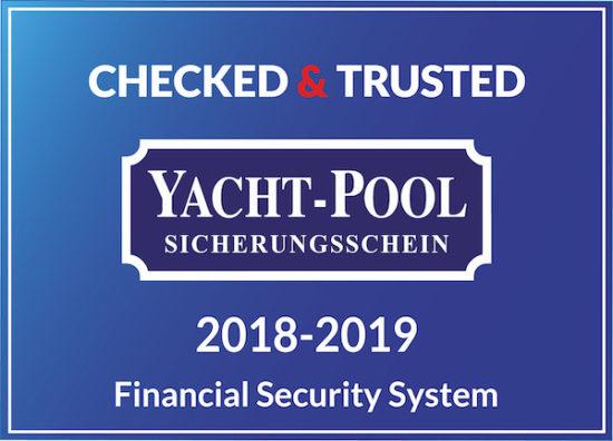 Yacht Pool Sicherungsschein 2019