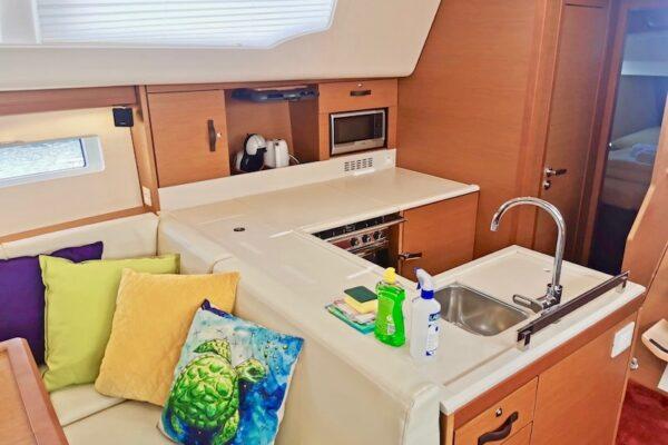 Segelyacht Yachtinvest Yachtcharter Yachtsale
