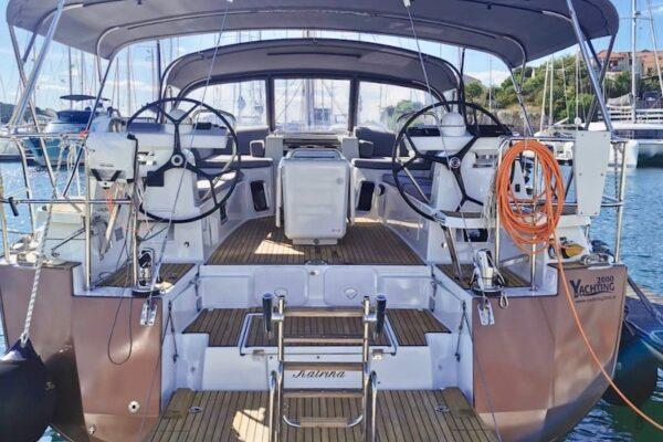 Yachting 2000 Segelyacht Yachtinvest Kroatien Croatia Charter