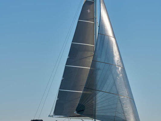 Jeanneau 60 Yachting2000 Außenansicht