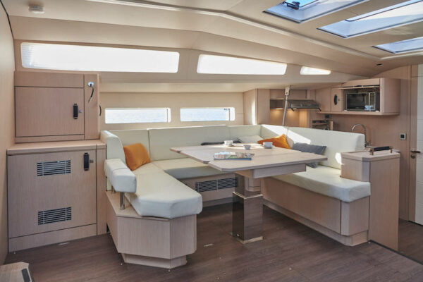 Jeanneau 60 Yachting2000 Salon