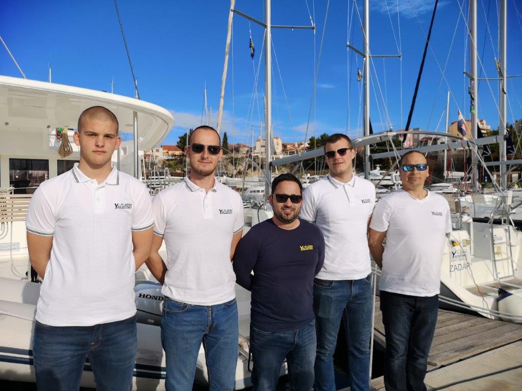 Yachting 2000 Croatia Team 2019