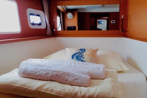 Yachting 2000 Charter in Kroatien Luxury Yachts Luxury Cat