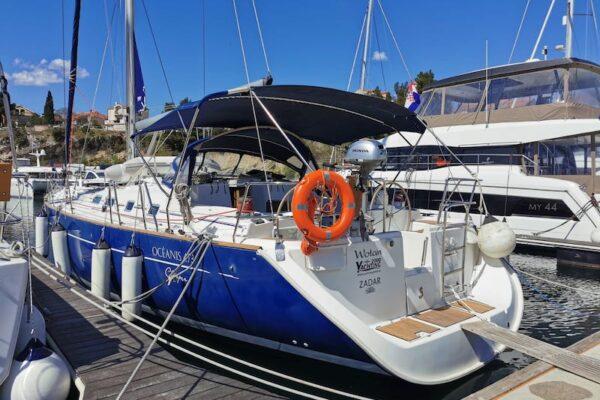 Yachting 2000 Oceanis 473 Wotan Segelyacht