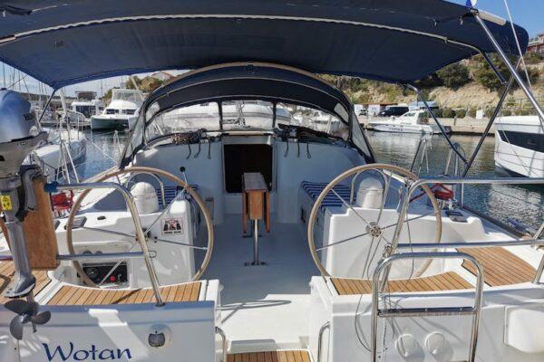 Yachting 2000 Oceanis 473 Charter