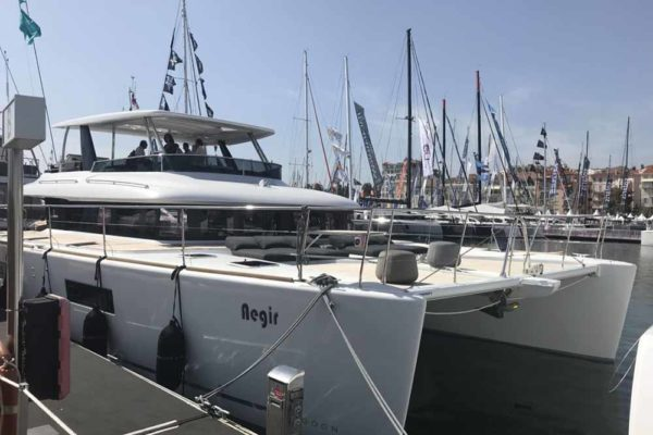 "Lagoon 630 ""Aegir"" Luxury Catamaran"