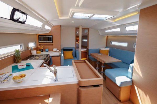 Sun Odyssey 410 Yacht kaufen