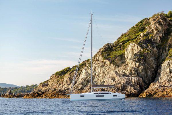 Sun Odyssey 410 - neu bei Yachting 2000 in Kroatien - verspricht Erholung und Segelfreude pur