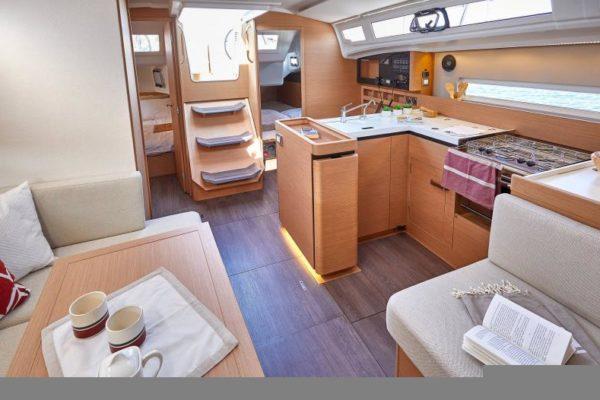 Charter Croatia Sun Odyssey 410 Yachtverkauf