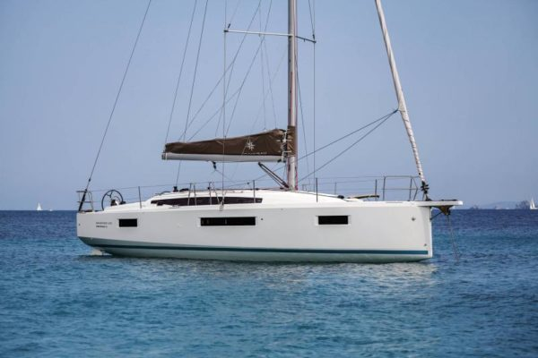 Sun Odyssey 410 Yacht Segeln Yachtinvest Yachting 2000