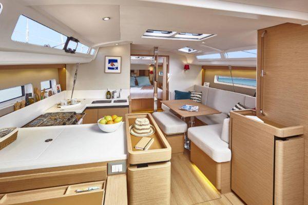 Sun Odyssey 440 - neu bei / new at Yachting 2000 Yachtcharter Kroatien  Croatia