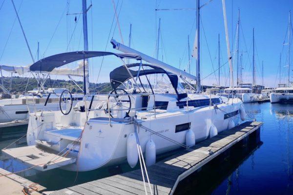 Sun Odyssey 490 Persik Yachting 2000 Croatia Sibenik