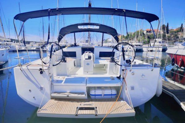Sun Odyssey 490 Persik Yachting 2000 Croatia