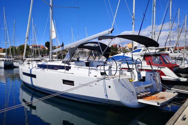Sun Odyssey 490 Persik Yachting 2000 Marina Mandalina Sibenik