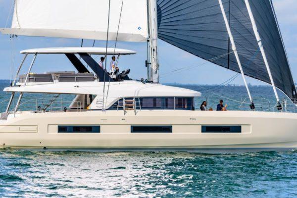 lagoon sixty 5 croatia boot mieten yacht charter