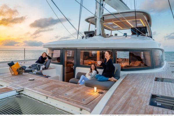 Lagoon Sixty 5 bestellen ab Werft  Yachtmanagement